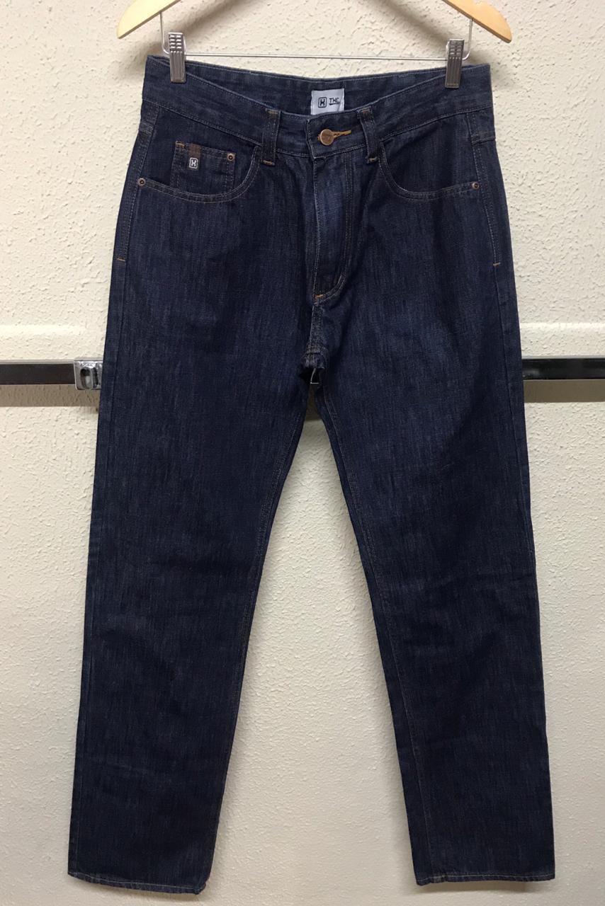 Calça Masculina Txc Lobbock Jeans Lisa - Jeans Escuro