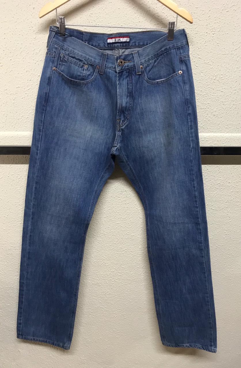 Calça Masculina Txc X1 Jeans Lisa - Jeans Claro