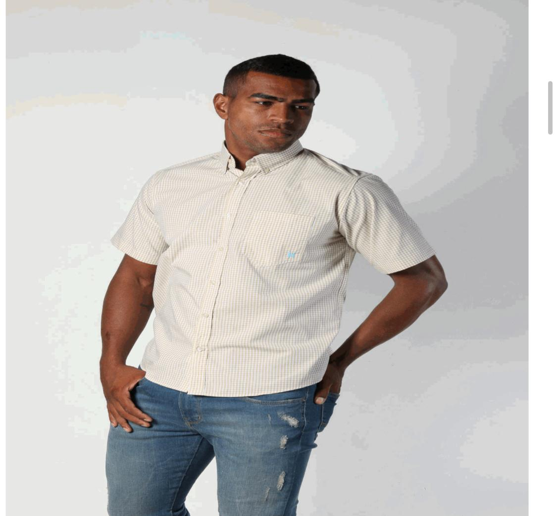 Camisa TXC manga curta 1254813