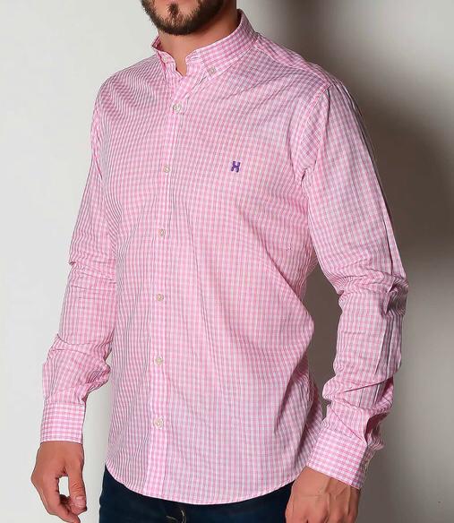 Camisa TXC Rosa Bebe