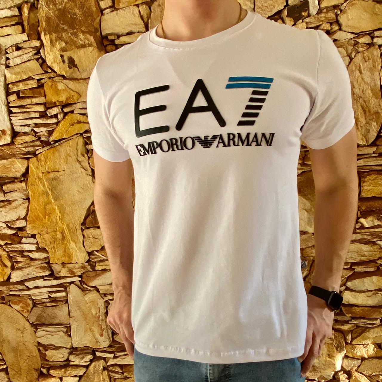 Camiseta Armani Exchange Branca