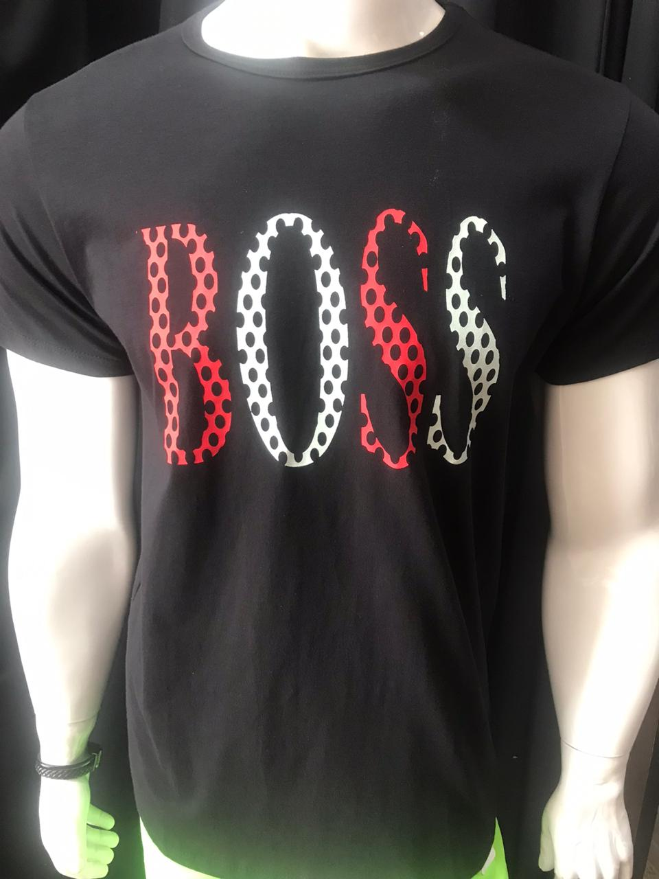 Camiseta Masculina Boss 9789544006167