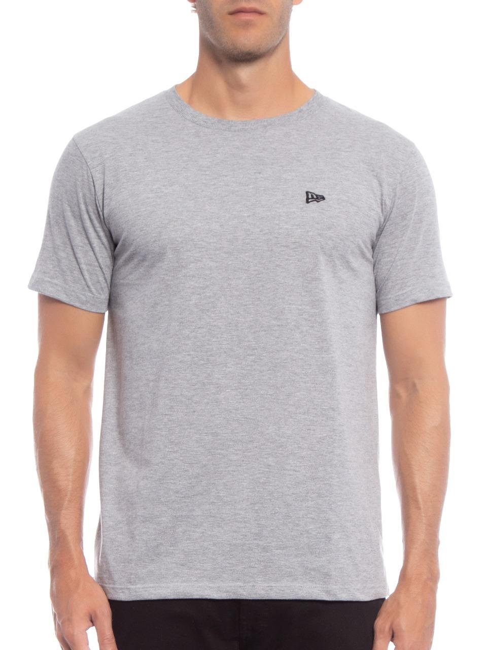 Camiseta Masculina New Era New York  Yankees Have Fun Cinza