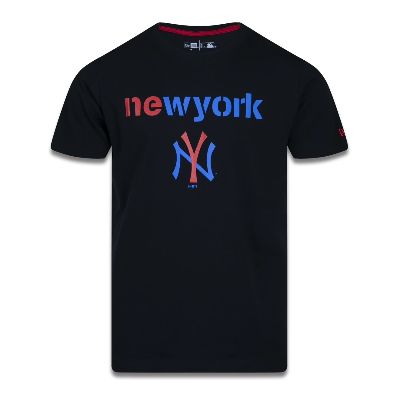 Camiseta Masculina New Era New York  Yankees Have Fun Preta