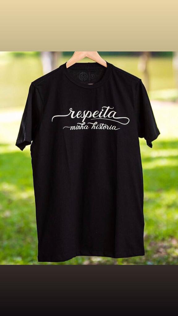 Camiseta Masculina Tflow Algodão Lisa - Preto