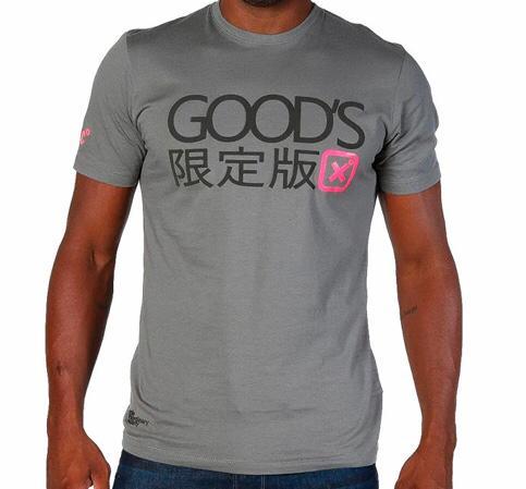 Camiseta Masculina Txc Estapada - Chumbo