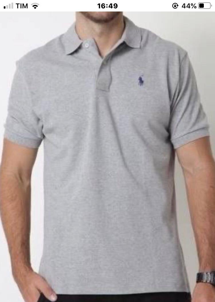 Camiseta Polo RL15