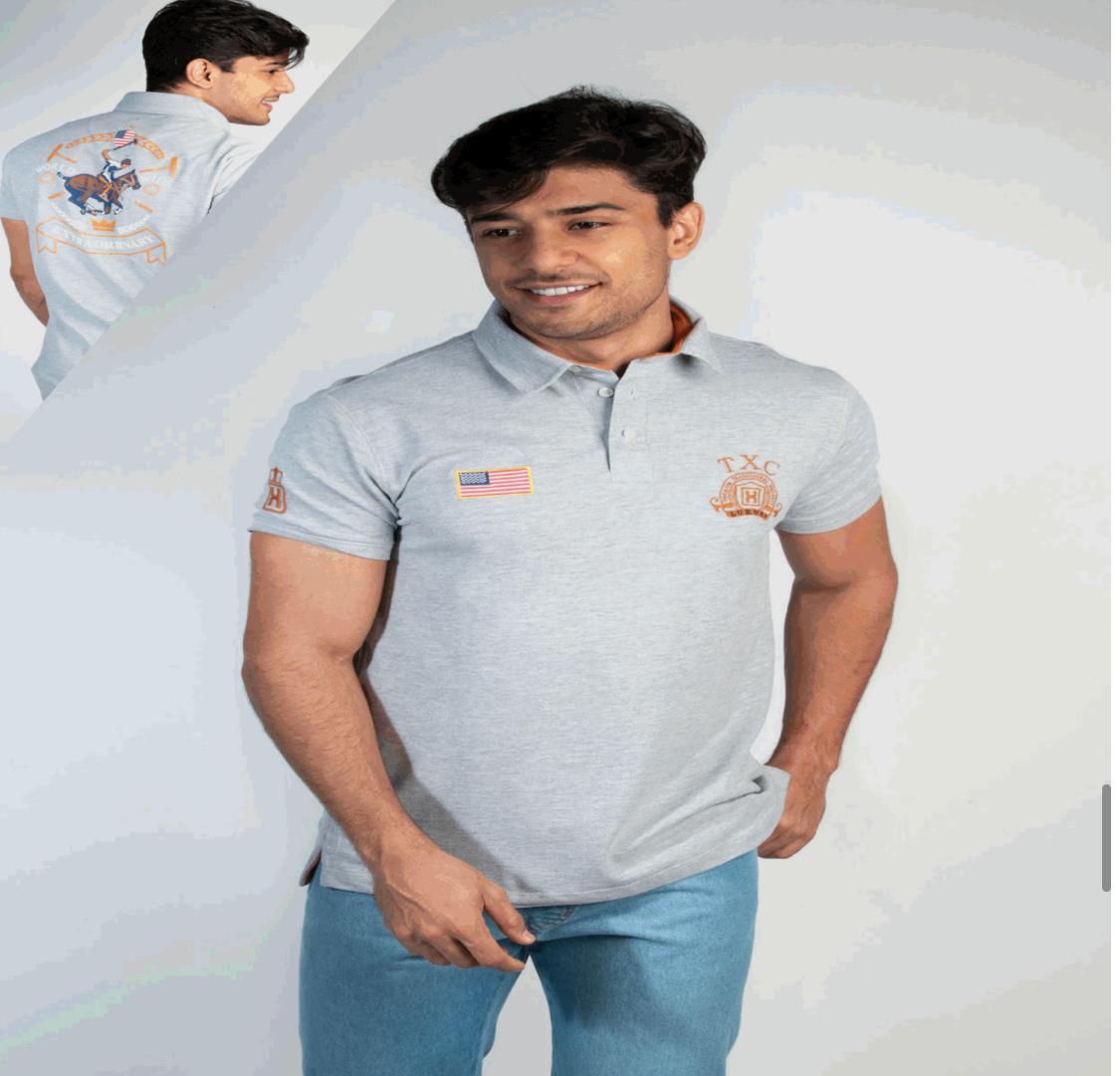 Camiseta Polo TXC 1300013