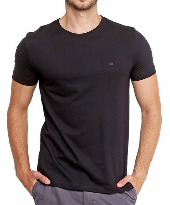 Camiseta Tommy Hilfiger Preto