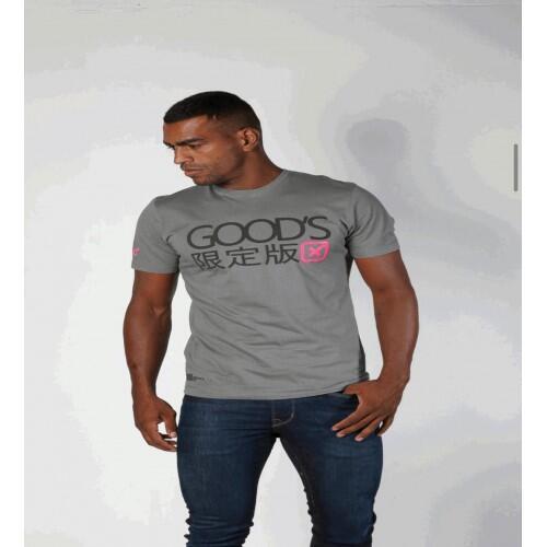 Camiseta Txc Masculino Chumbo