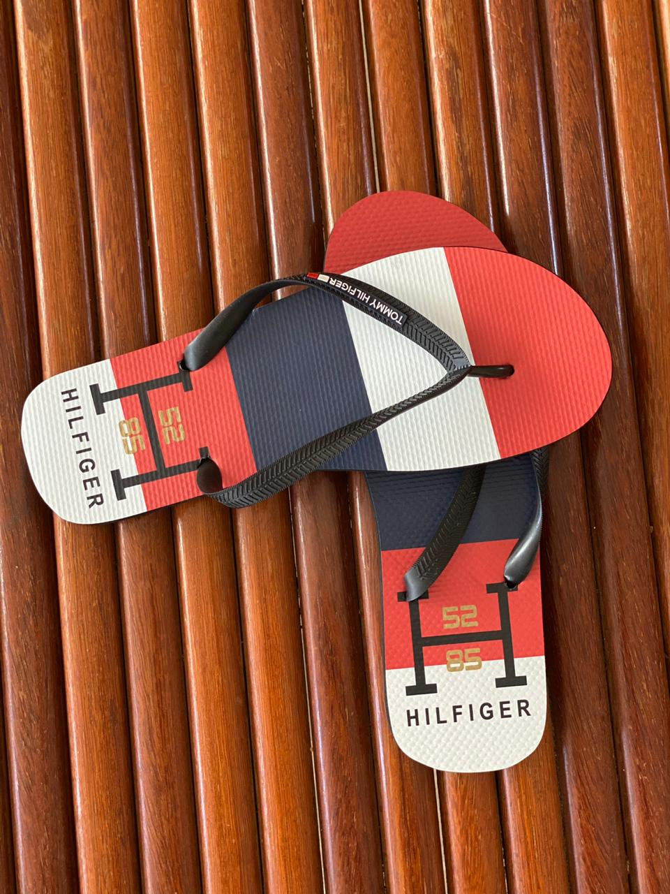 Chinelo Tommy Hilfiger T7