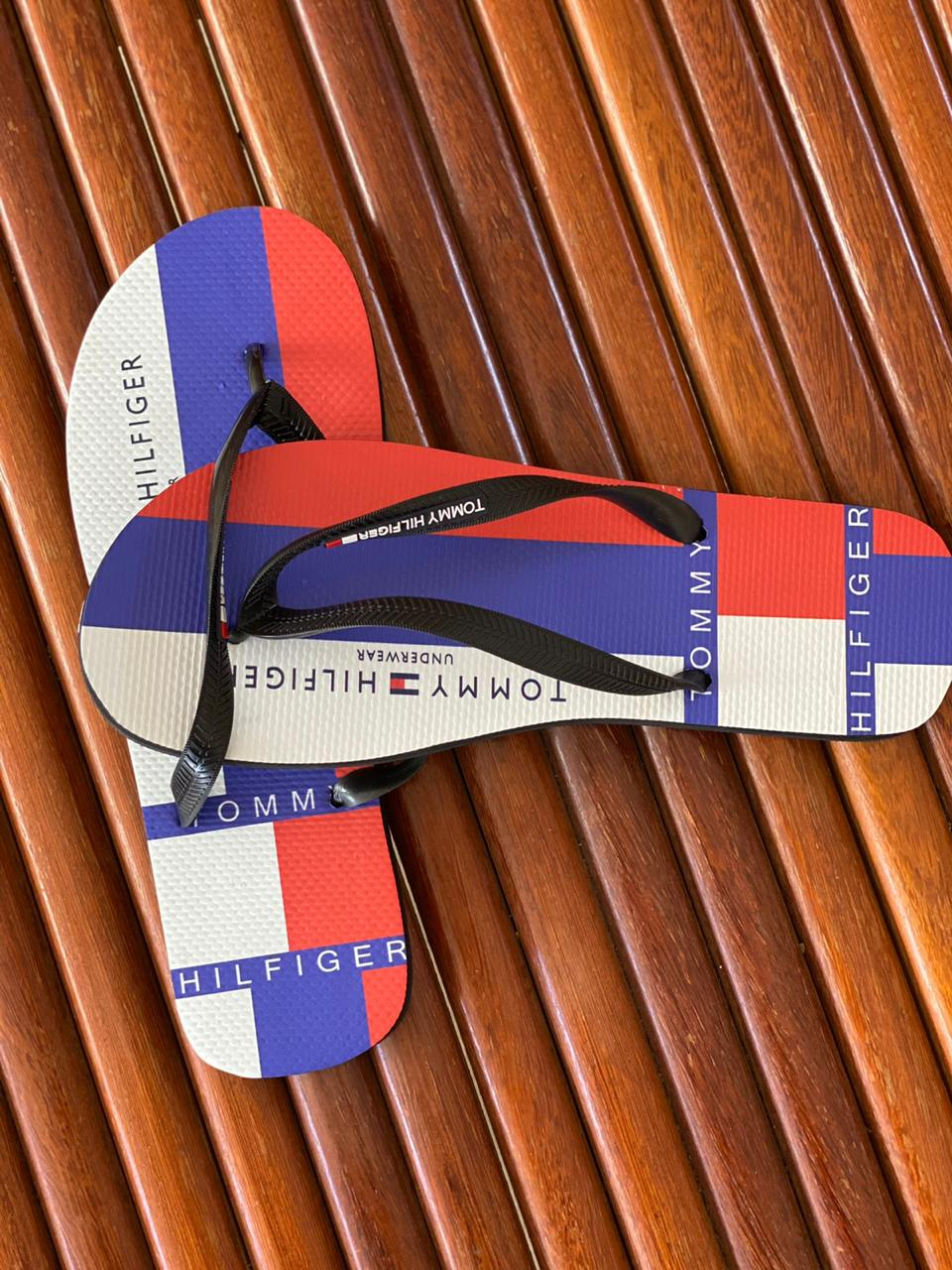 Chinelo Tommy Hilfiger T8