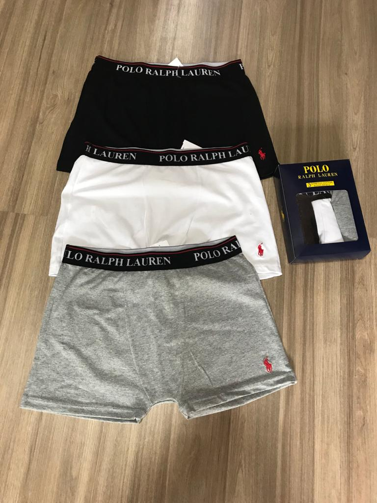 Kit Cueca Box Ralph Lauren