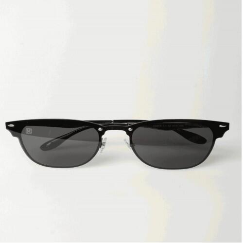 Óculos de Sol Masculino Txc Termoplástico Liso - Preto