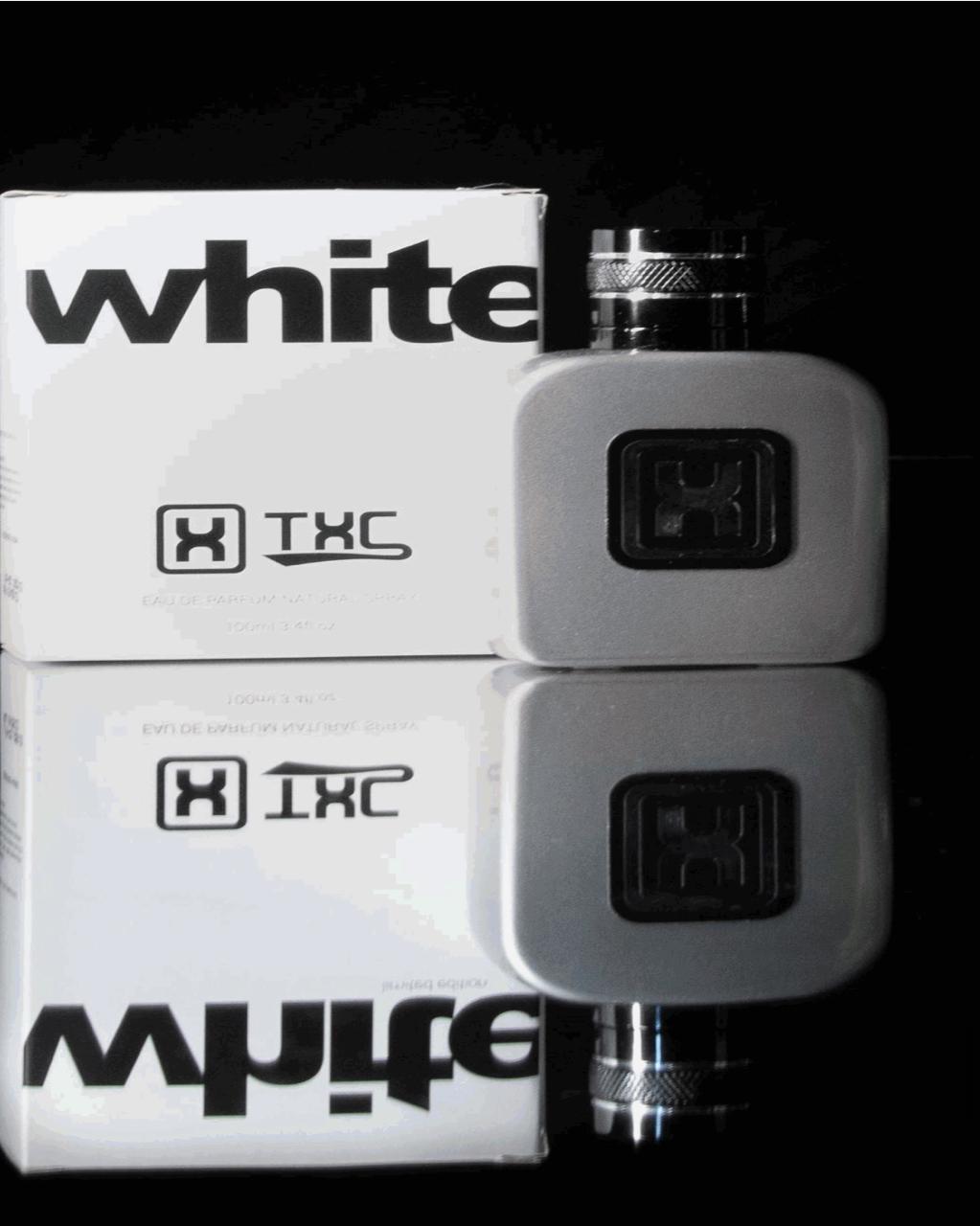 Perfume Masculino Txc White 100ml Natural Liso - Branco