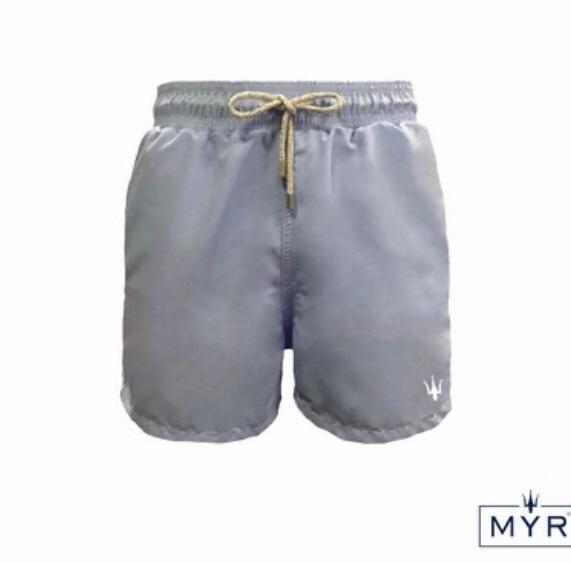 Short MYR Azul Light