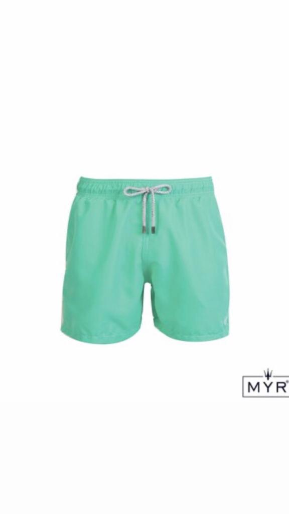 Short MYR Verde Claro