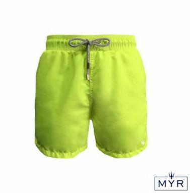 Short MYR Verde Fluorescente