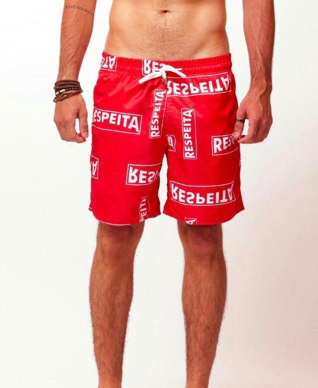 Shorts Masculino Tflow Vermelho