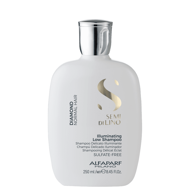 Alfaparf Semi Di Lino Diamond Illuminating - Shampoo sem Sulfato 250ml