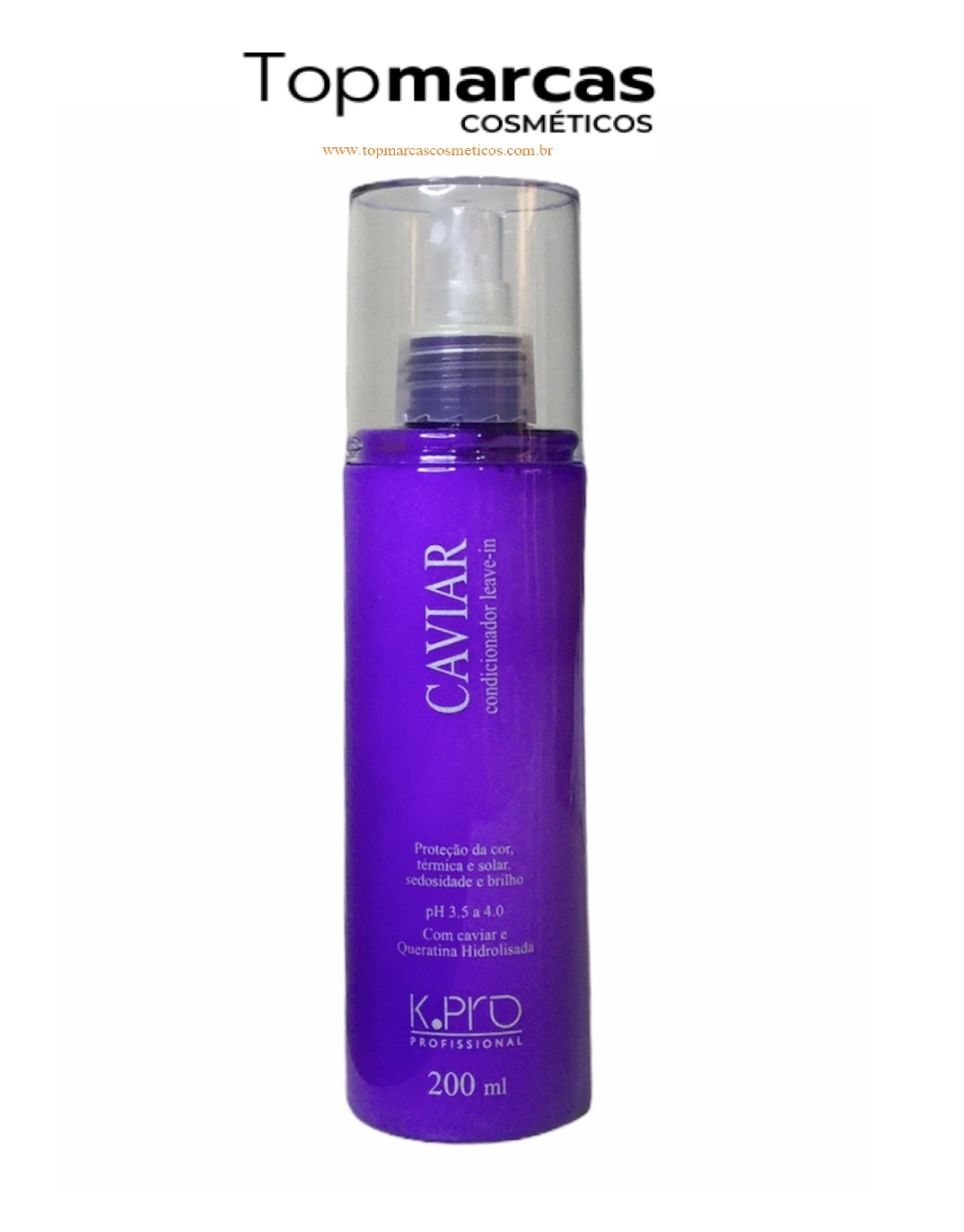 K.Pro Caviar - Spray Leave-in 200ml