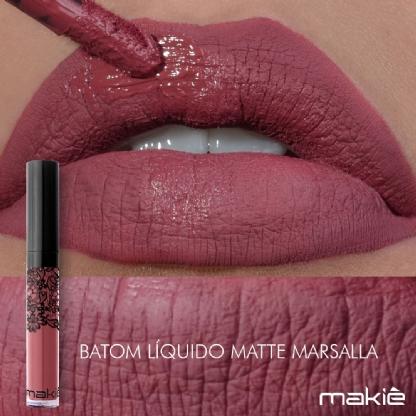 Makiê Batom Liquido - Marsalla