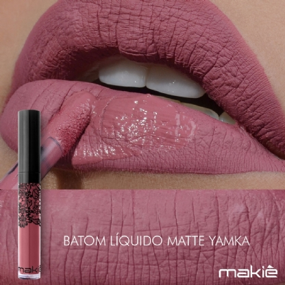 Makiê Batom Liquido - Yamka