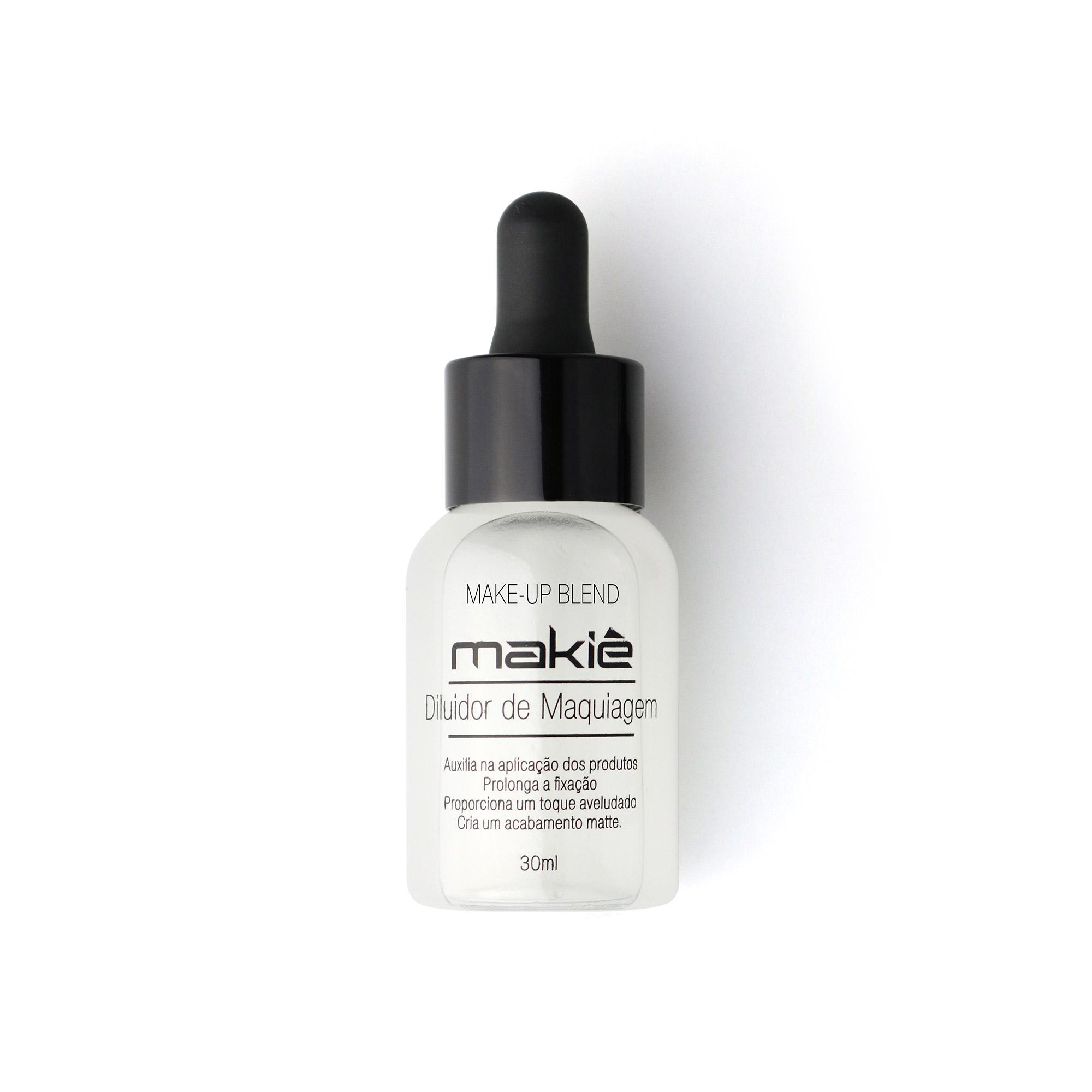 Makiê Diluidor de Maquiagem 30 ml