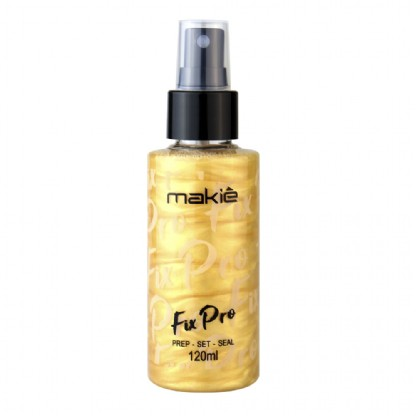 Makiê Fix Pro Power Gold