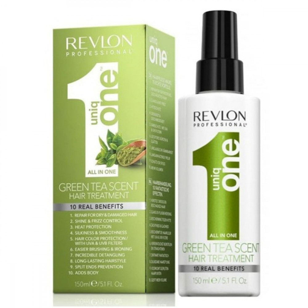 Revlon Uniq One All in One Green Tea - Leave In - 150ml