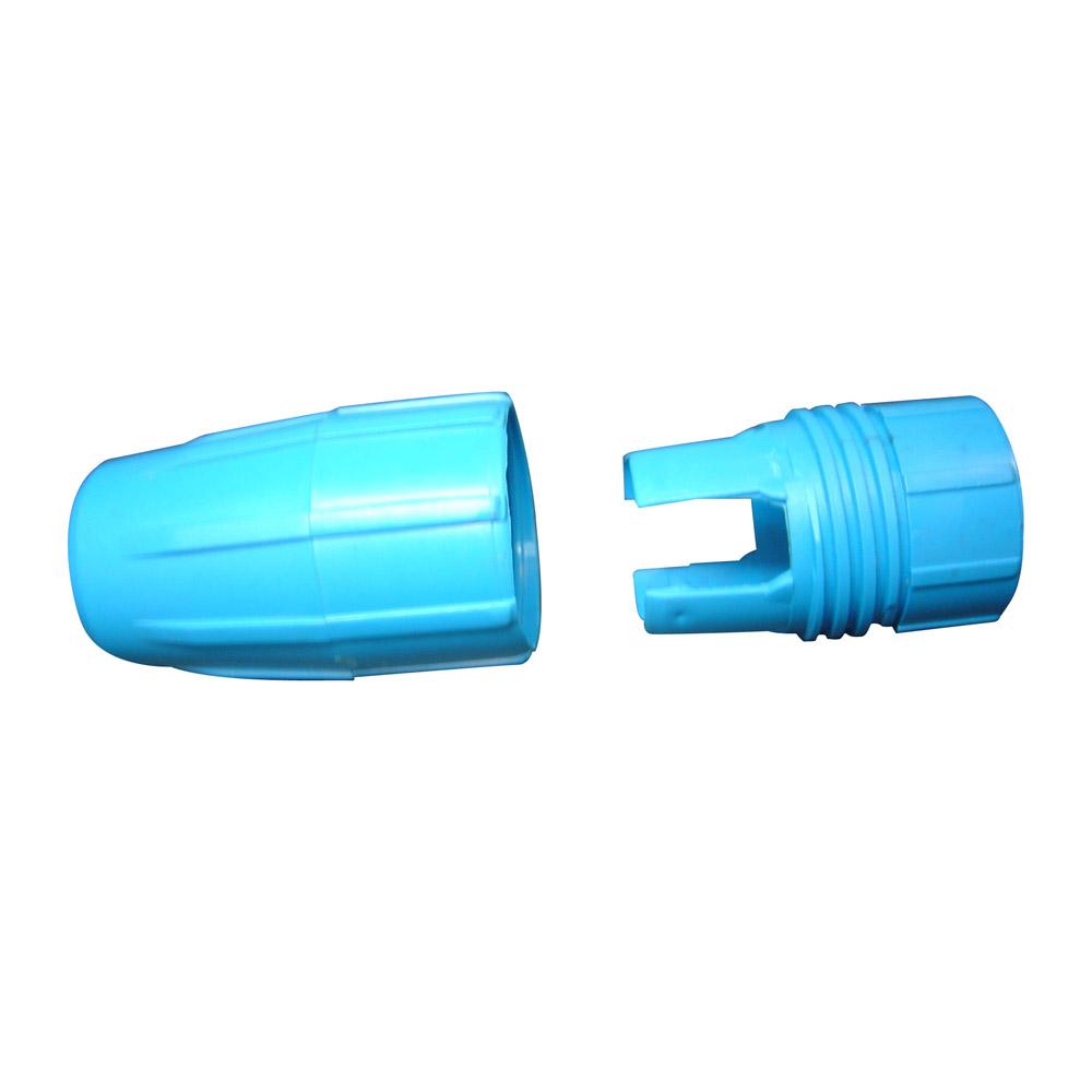 CONJUNTO PLAST. TRAVA RAPIDA P/ CABO S DE 02 A 5 MT - SODRAMAR