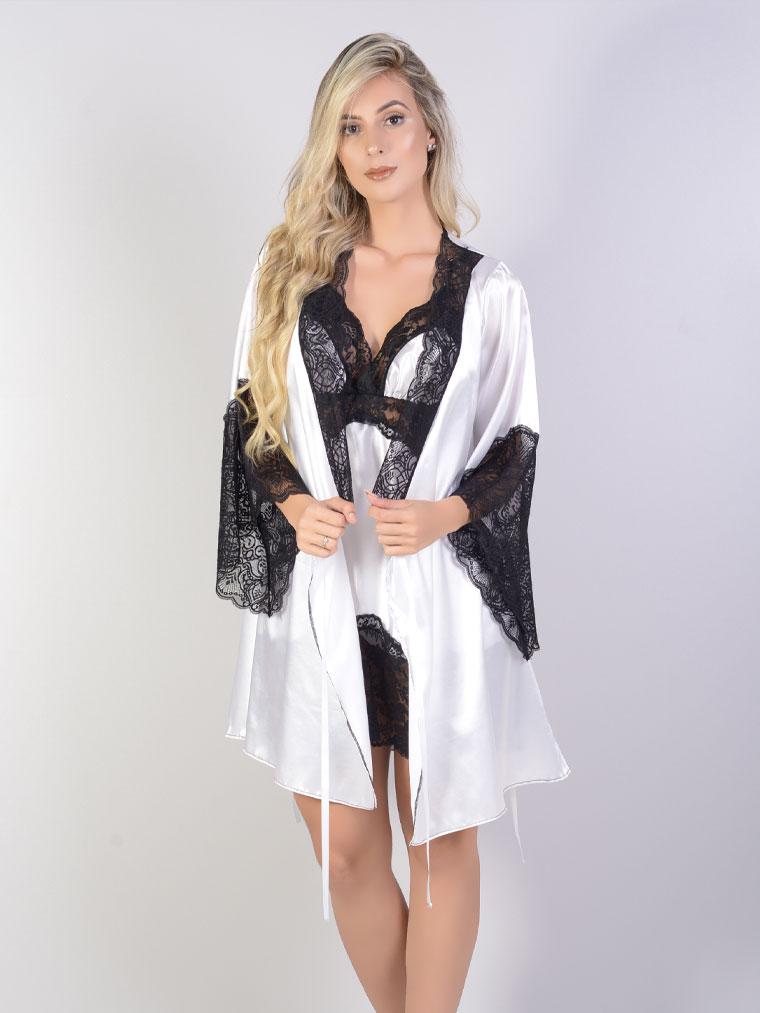 Robe Curto Pérola