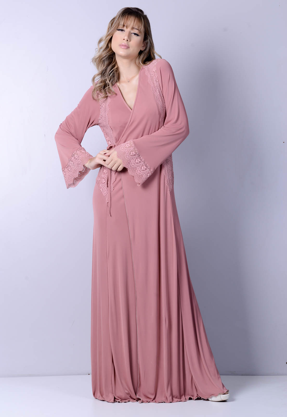 Robe Longo Romance