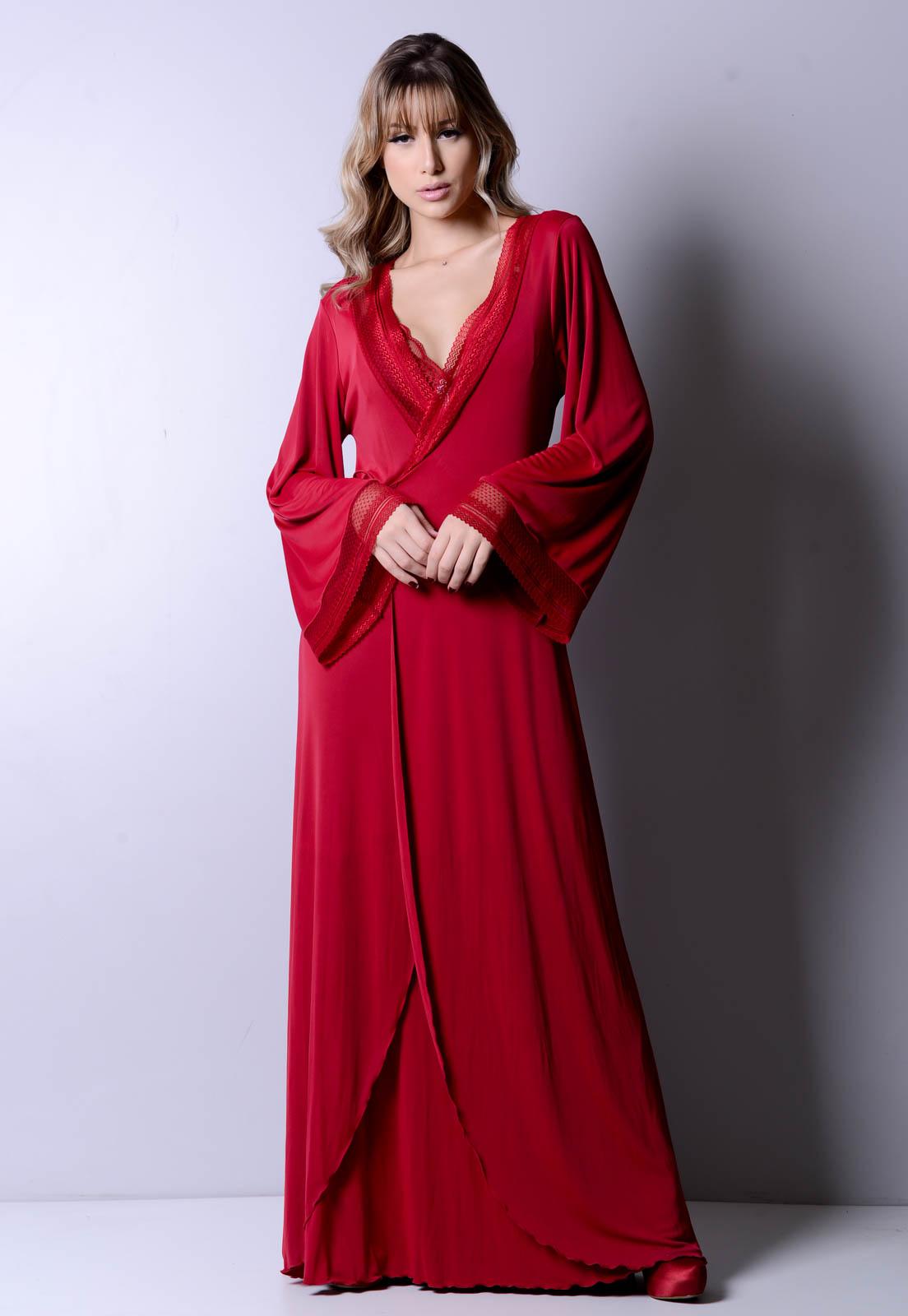 Robe Longo Sereia