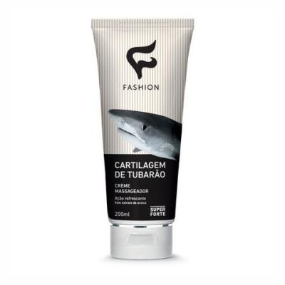 Cartilagem de Tubarão Creme 200ml - Fashion