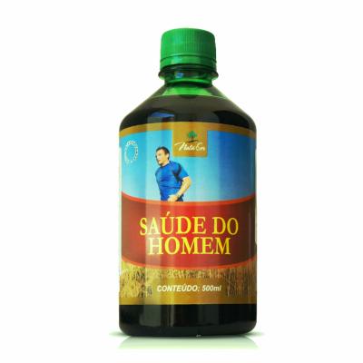 Chá Composto Saúde do Homem Líquido 500ml Natuser