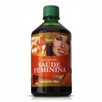Chá Composto Saúde Feminina Líquido 500ml Natuser