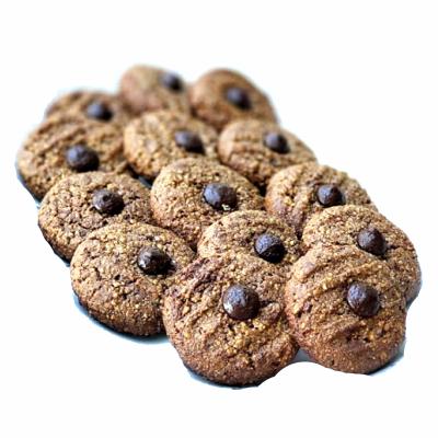 Cookies Cacau e Castanha de Caju - 100g