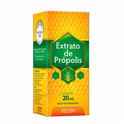 Extrato de Própolis Arte Nativa 20ml