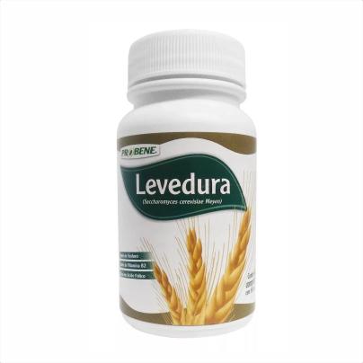 Levedura dE Cerveja Pro Bene - 60 comprimidos de 500 mg