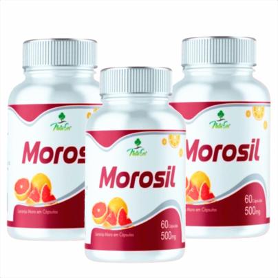 Morosil - 60 cápsulas de 500 mg - Natuser