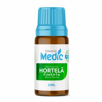 Óleo essencial Hortelã Pimenta  - 10ml - Medic