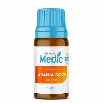Óleo essencial Laranja Doce - 10ml - Medic