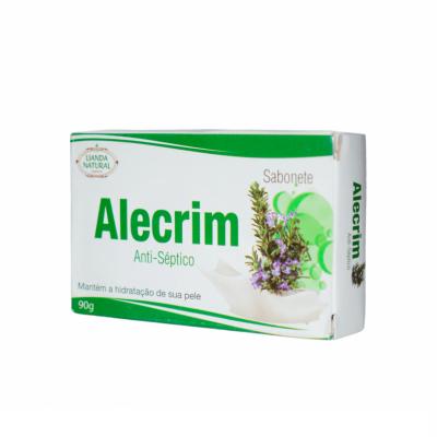 Sabonete de Alecrim, 90g – Lianda Natural