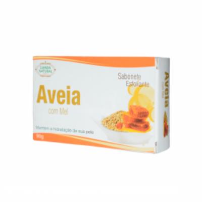 Sabonete de Aveia, 90g – Lianda Natural