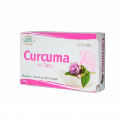 Sabonete de Curcuma, 90g – Lianda Natural