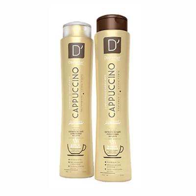 Shampoo + condicionador 400ml cappuccino Doura hair