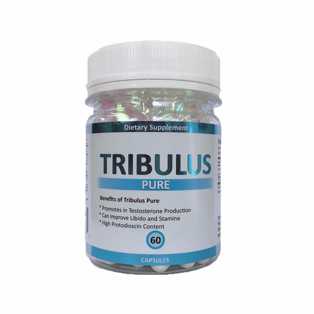 Tribulus Pure Dietary Supplement  60 cápsulas 1000mg