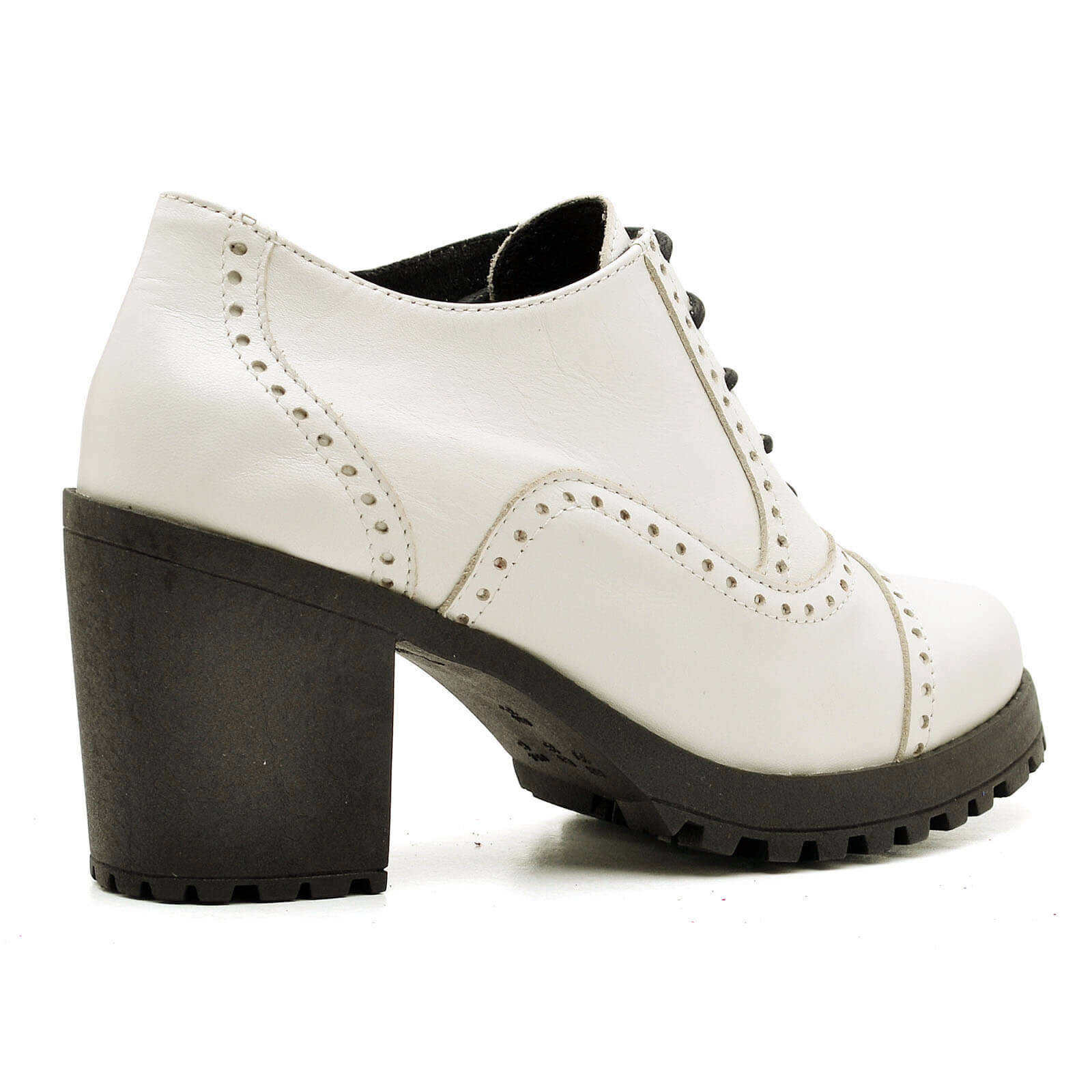Bota Feminina Gommix Ankle Branco