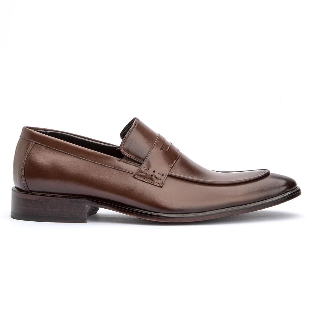 Sapato Loafer Premium Masculino Bigioni 2017 Mouro